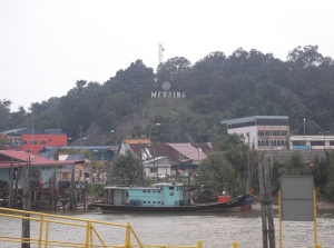 Mersing Town (@all rights reserved)