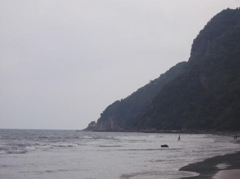 Beach at Air Papan (2)
