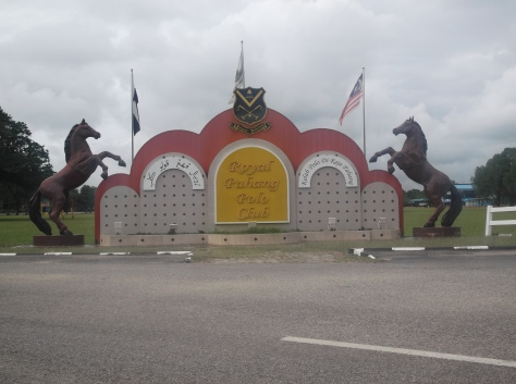 The Royal Pahang Polo Club, Pekan