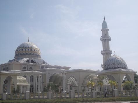 Masjid Sultan Ahmad Shah, Pekan
