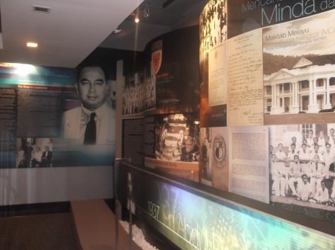 Tun Razak - Exhibits