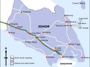 Destinasi Malaysia : Air Papan / Mersing
