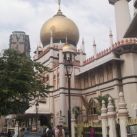 Masjid Sultan (The Sultan's Mosque)
