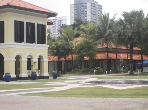 Istana Kampung Gelam, Singapore