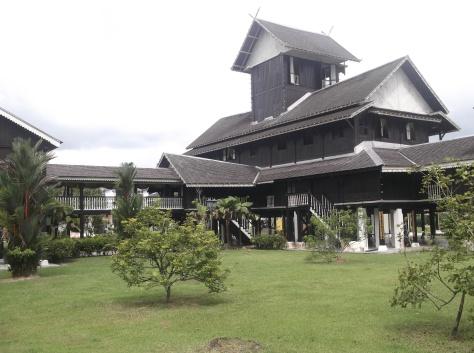 Istana Lama Seri Menanti (Back Portion)