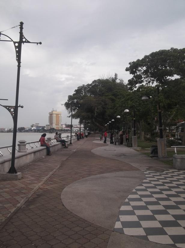 Riverfront - Tanjung Emas