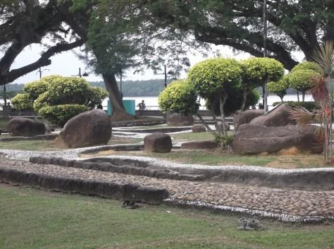 Park at Tanjung Emas