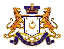 johor coat of arms