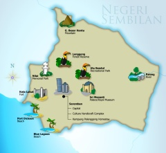 Places of InterestNegeri Sembilan