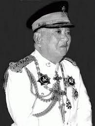 Sultan Sir Ismail ibni AlMarhum Sultan SIr Ibrahim (1894-1981)