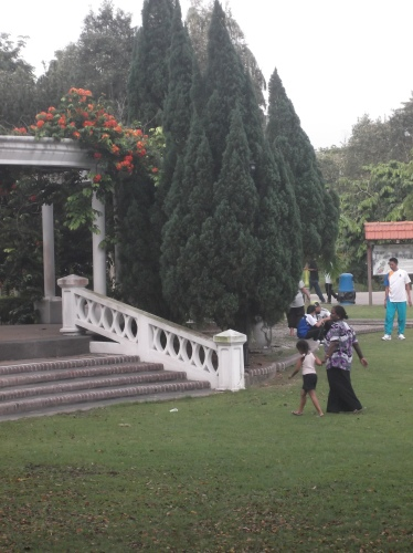 English Style Garden