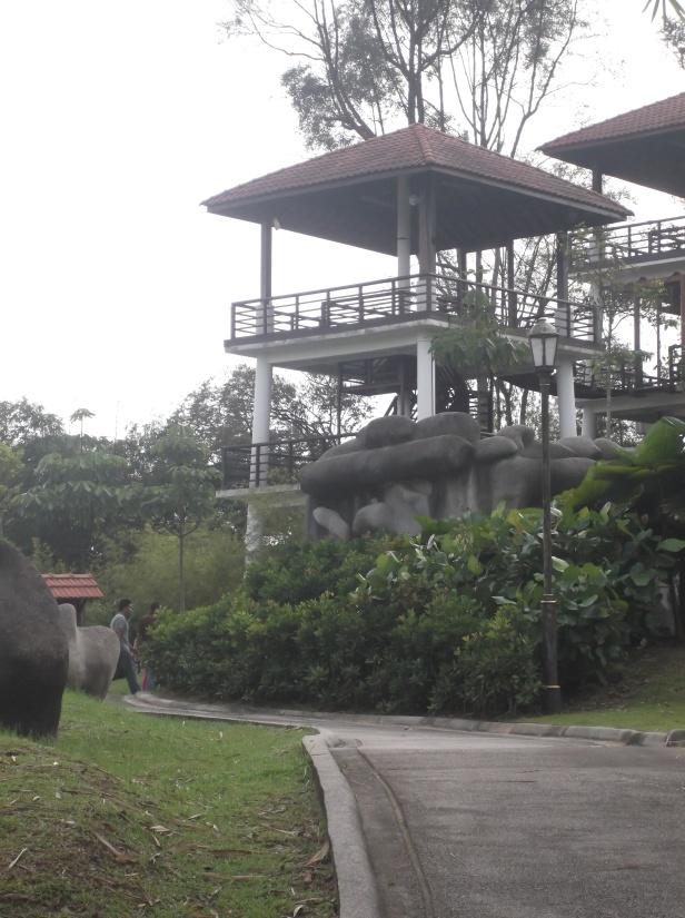Tower at Taman Merdeka