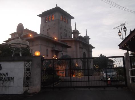 Bangunan Sultan Ibrahim (Night)