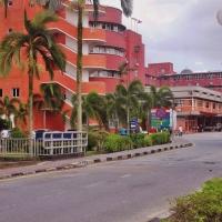 The Red-Bricked Hospital Sultanah Aminah (HSA) of Johor Bahru