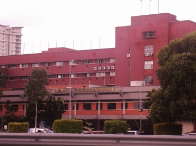 Hospital Sultanah Aminah (Day)