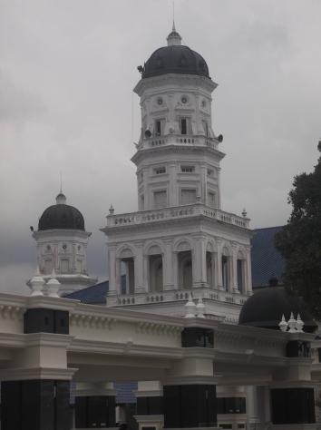 Minaret of Sultan Abu Bakar State Mosque