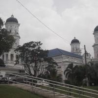 The Sultan Abu Bakar State Mosque, Johor Bahru