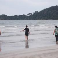 Off The Beaten Track - Beach Fishing at Tanjung Resang, Endau