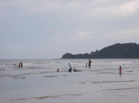 Scene at Tanjung Resang (2)