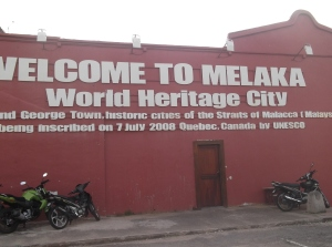 Melaka - World Heritage City (all rights reserved)