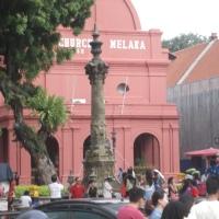 The Old Quarter of the Historical City of Melaka