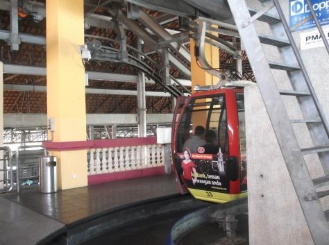 Langkawi SkyCab - Car