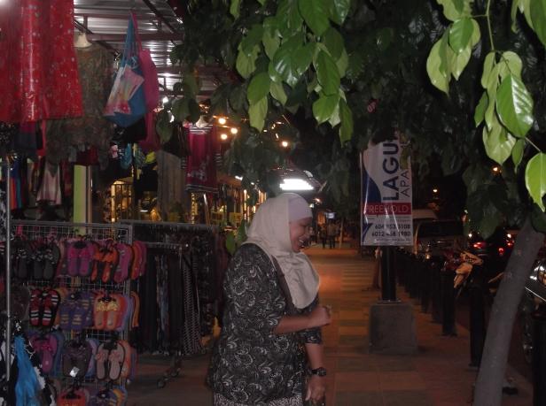 Sidewalks - Jalan Pantai Cenang