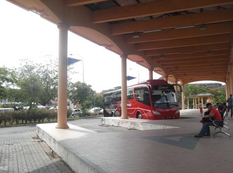 Kuala Perlis Bus Station