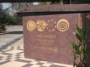 The Air Hangat Spa Village (@all rights reserved)