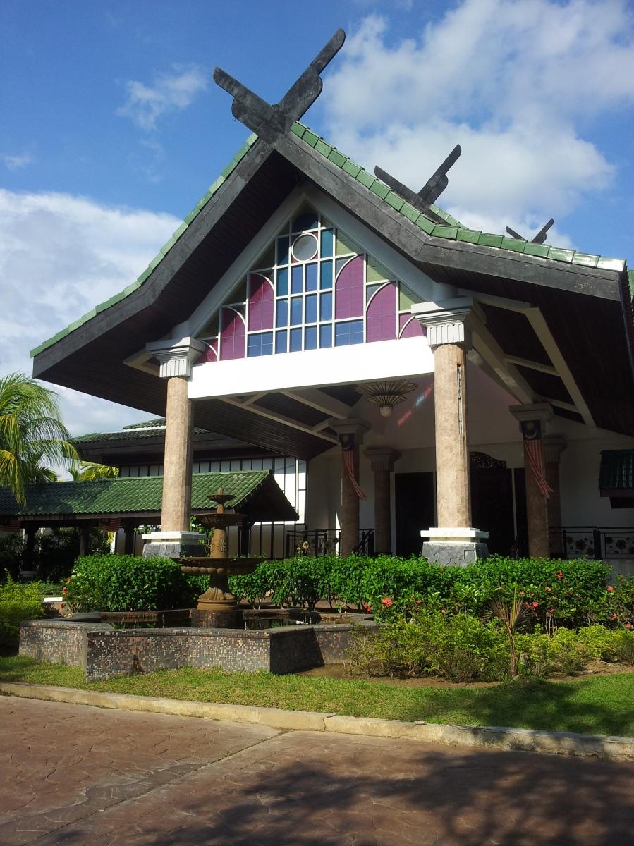 Galeria Perdana (The Perdana Gallery), Langkawi