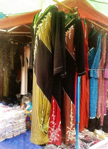 Some ready-made dresses on offer at reasonable prices. (@all rights reserved)