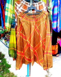 The new trend in town - the Sarung pants. Made from the sarung (the one meant for men that is), its allows for lots of freedom, if you know what I mean! (@all rights reserved)