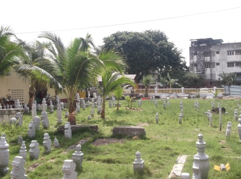 Burial Ground - Masjid Kampung Hulu
