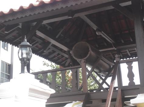 Masjid Kampung Hulu - Drum