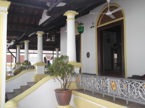Masjid Kampung Hulu - unassuming and quaint, serenity and solitude (@ all rights reserved)