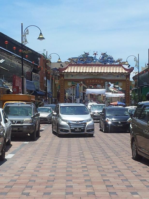 Chinatown of KT