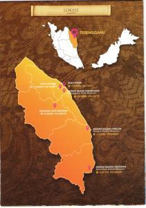 Map - Terengganu