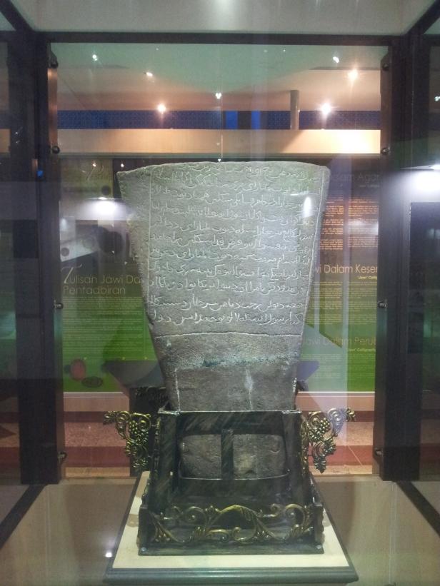 The Batu Bersurat of Terengganu