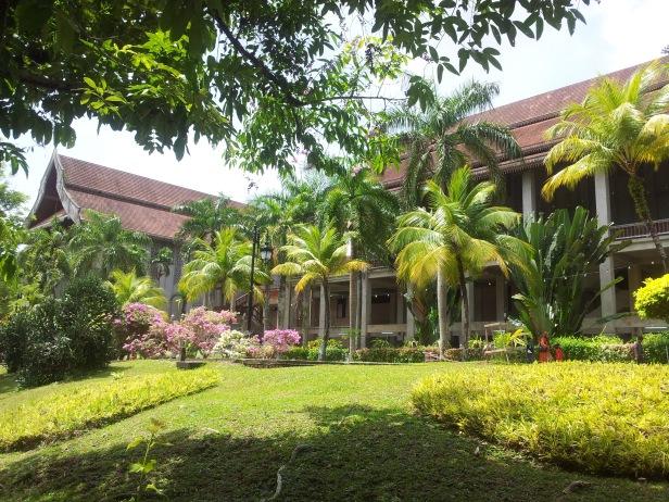 Side View of Terengganu State Museum