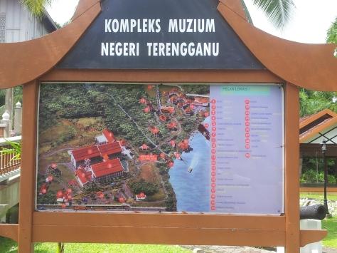Layout - Muzium Negri Terengganu