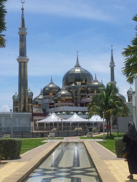 Masjid Kristal of Kuala Terengganu