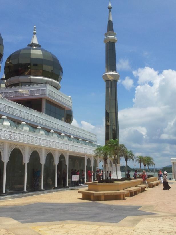 Masjid Kristal - Side Compound