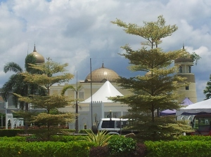 The Convention Centre at the Islamic Heritage Park. (@ all rights reserved)