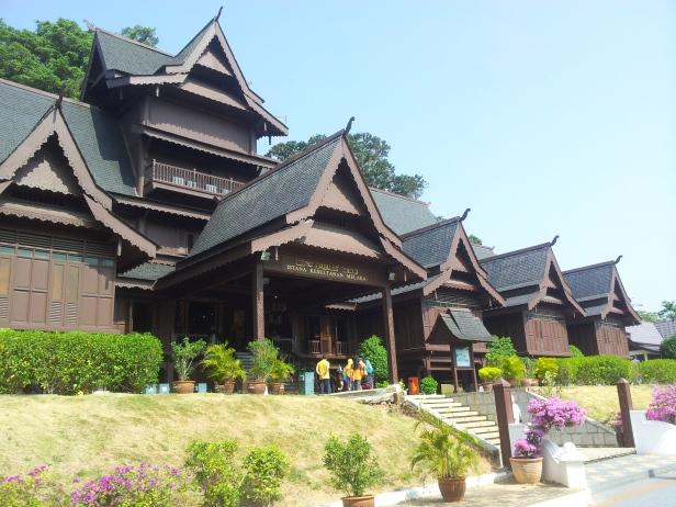 The Melaka Sultanate Palace Museum