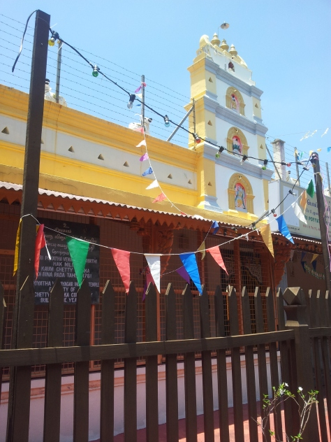 The Sri Poyatha Moorthi Temple (Jonker Walk)