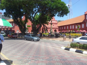 The 'Old Quarter of Melaka' (@ all rights reserved)