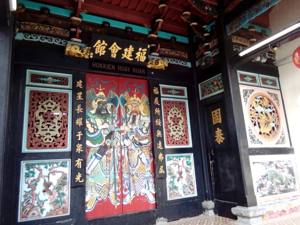 Cheng Hoon Teng Temple (Jonker Walk)