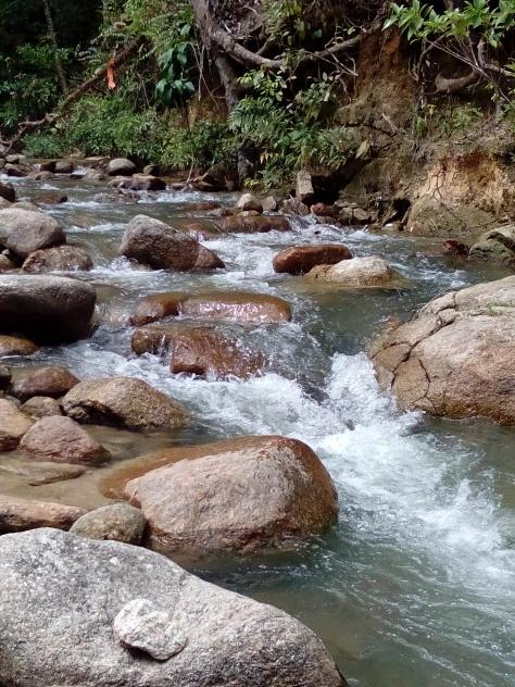 Ulu Bendul Water 2 - 31 Dec 2015