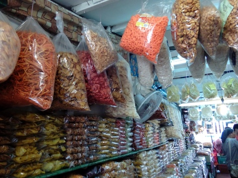 'Jajan', some standard packed whilst the rest, at customers' request. (@ all rights reserved)