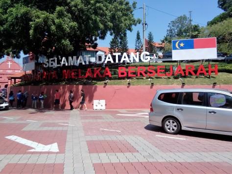 Welcome to Melaka
